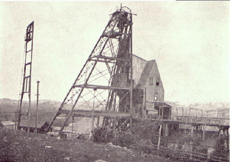 American-Boston Iron Mine,  Diorite, MI