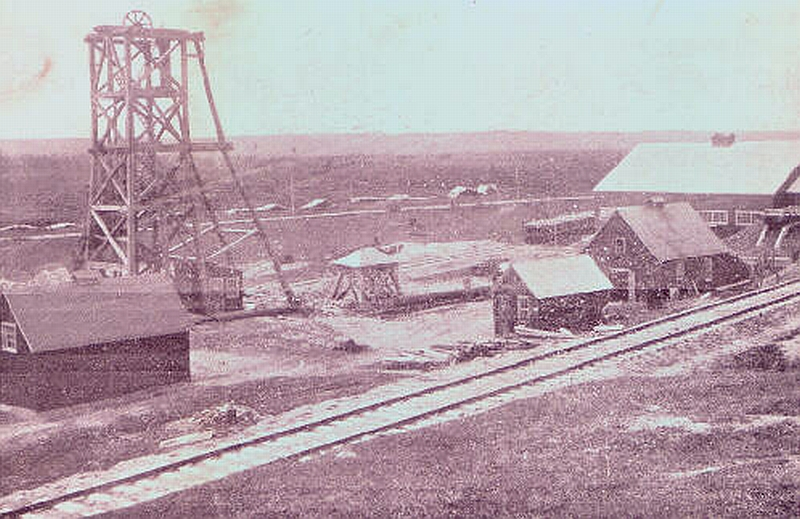 Cundy Iron  Mine,  Quinnesec, MI