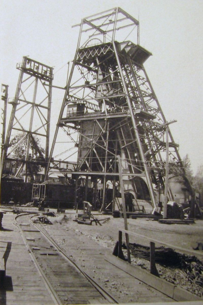 Gogebic And Others Mining History Mine Shafts Of Michigan