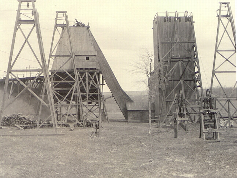 Tully Mine, Stambaugh, MI