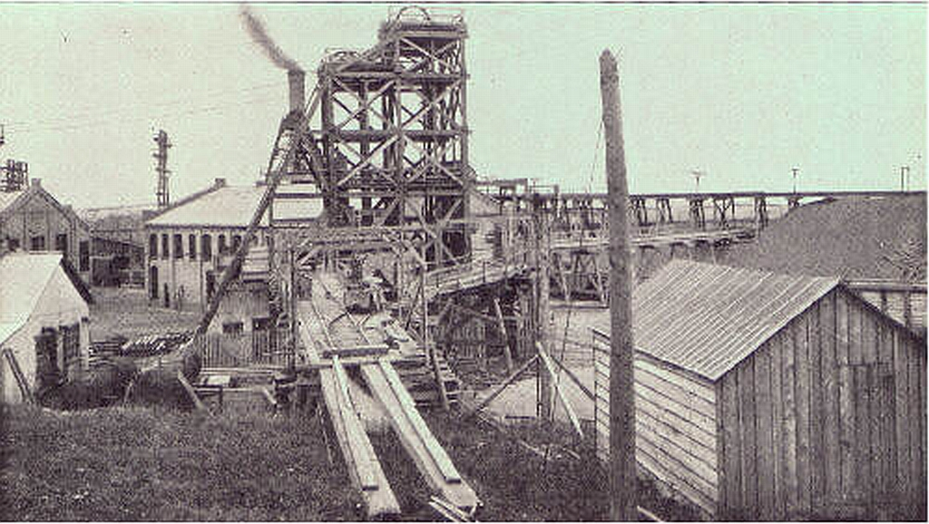 Newport  Iron Mine,  Ironwood, MI