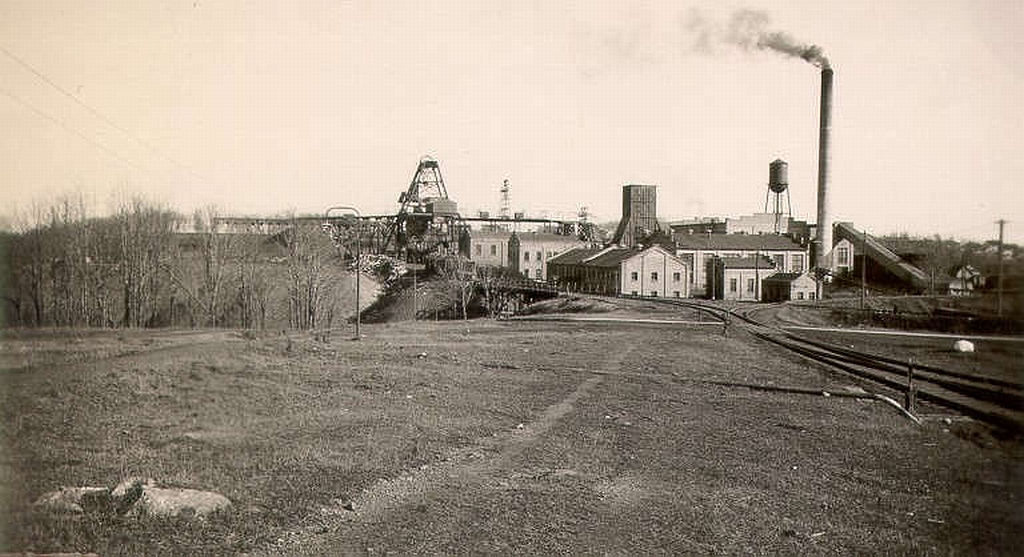 Anvil Mine, Bessemer, MI
