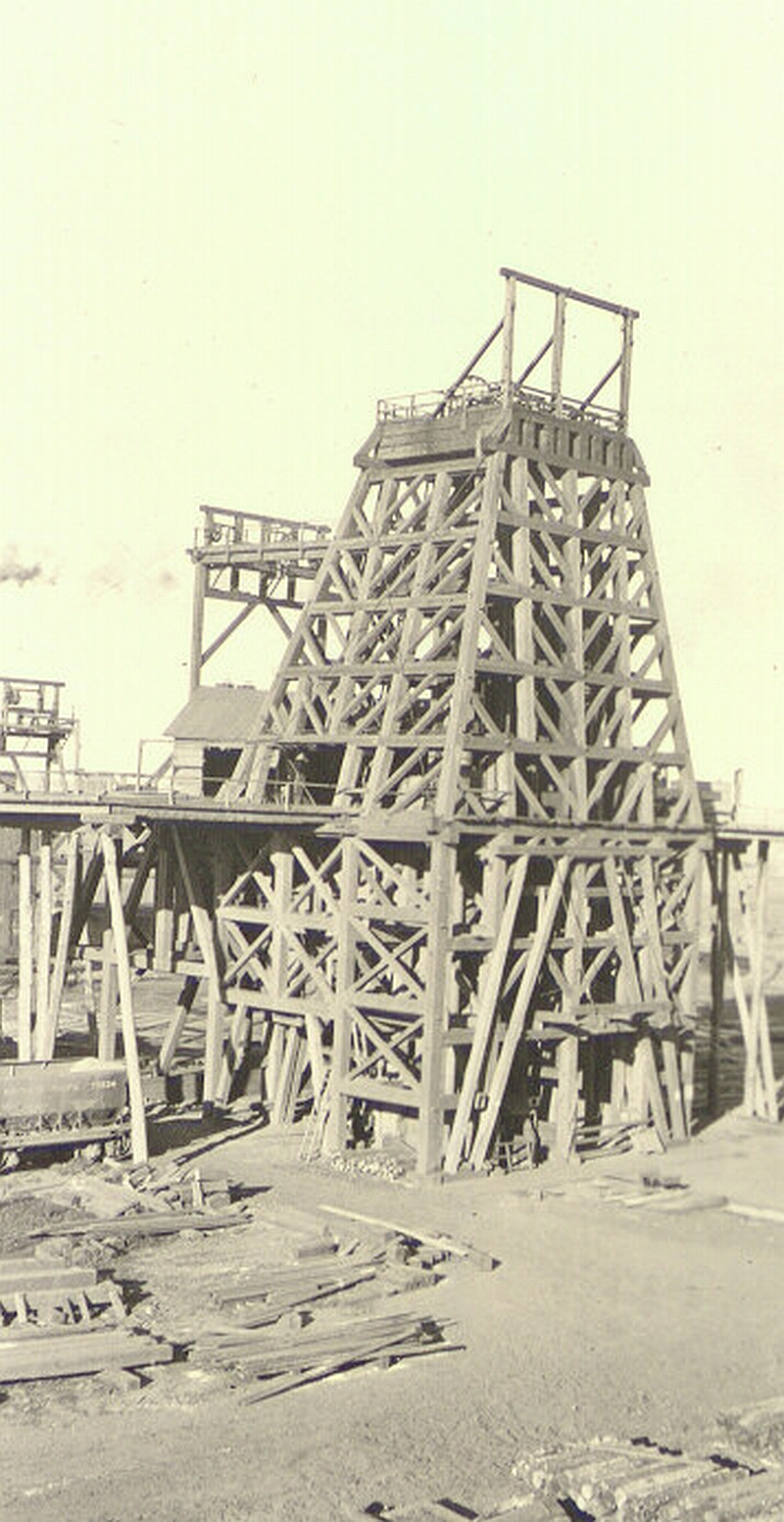 East  Norrie Mine (iron),  Ironwood, MI